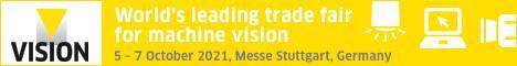 BE VISIONARY with APREX atVISION- Stuttgart Messe - 5th/7th October 2021